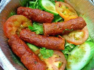 Malai Kebab, Grill Kebab