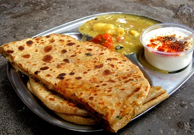 Recipe of Alu Paratha