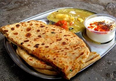 Recipe of Alu Paratha