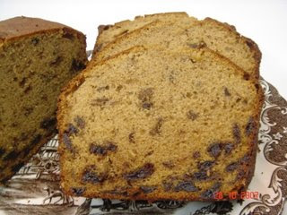 A view of date cake