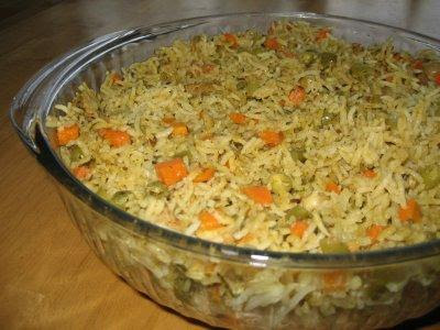 Mix Vegetable Biryani