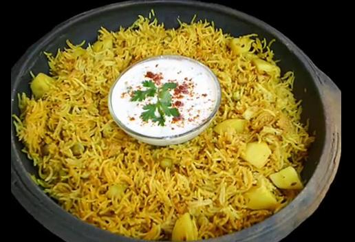 Fried Rice Recipe ( Tehri )