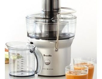Best Juicer – Breville Juice Fountain