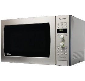 Buy Oven > Panasonic NN-C994S Genius Prestige Convection Microwave Oven