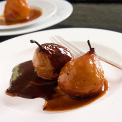 French sauces : Pear sauce
