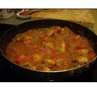 Jalfrezi Recipe