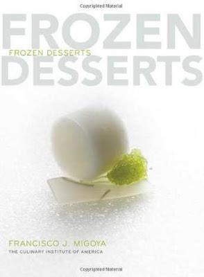 Frozen Desserts - dairy and dairy free frozen desserts