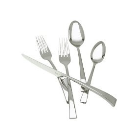 Serving Flatware : J.A. Henckels 45pc Flatware Set