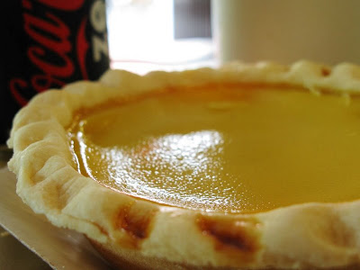 Cream Cheese Pie Recipe