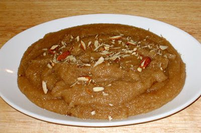 Semolina Recipe : Sooji Halwa