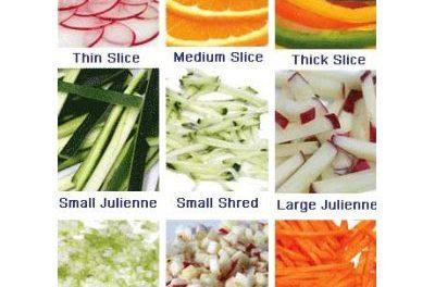Kitchen Mandoline Slicer > Swissmar Borner V Slicer