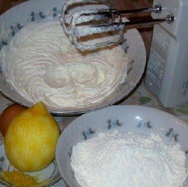 Lemon Icing