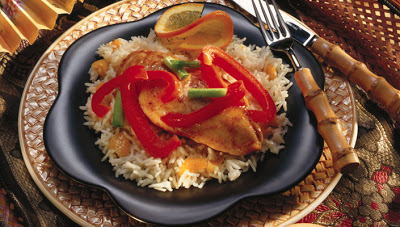 Spice Chicken : Far East Chicken Recipe