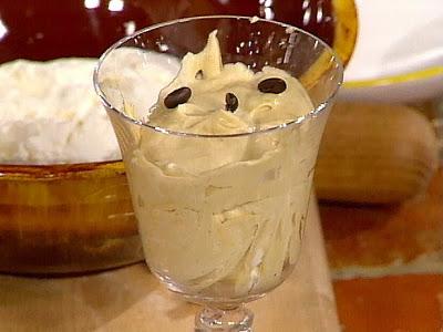 Homemade Custard : Coffee Custard