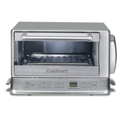 Cuisinart Toaster Oven Broiler TOB 195 Review