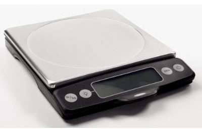 Kitchen Weigh Scale by OXO with Pull-Out Digital Display