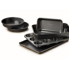 Calphalon Nonstick Bakeware Set Review