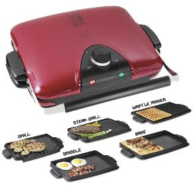 George Foreman Grill Griddle Review