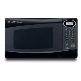 Sharp Carousel Microwave Oven Review