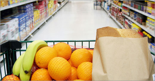 Get Updated Grocery Prices in UK