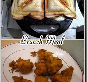 Meal Ideas : Brunch Meal Idea