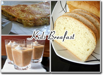 Meal Ideas : Kids Breakfast Mela Idea