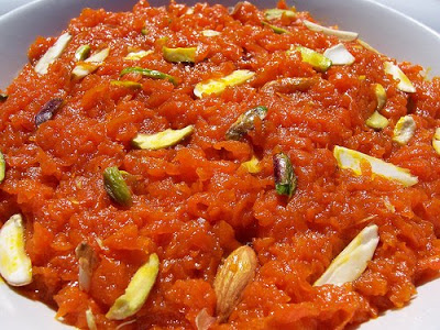 Gajar ka Halwa (Sweet Carrot Delight)