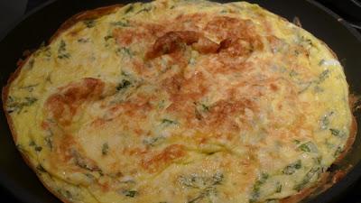Baked Egg : Oven Baked Omelet