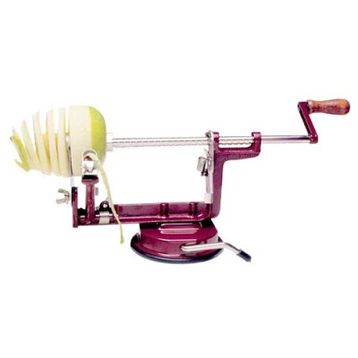 Back to Basics Potato and Apple Peeler and Corer