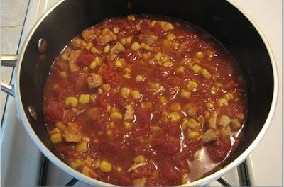 Dutch Oven Recipe : Chicken Chili Recipe