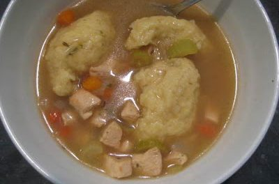 Electric Pressure Cooker Recipe : Chicken Dumpling Soup