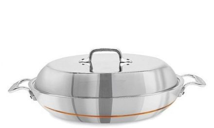Copper Braiser – All Clad Copper Core Braiser