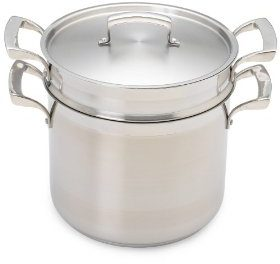 Double Broiler Set – 3 Piece Set in 8-16 Quart Capacity