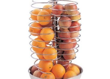 Fruit Dispenser – Stainless Steel Fruit Stand