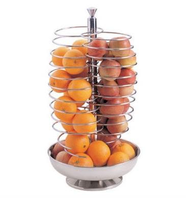 Fruit Dispenser – Stainless Steel Fruit Stand