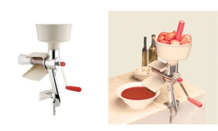 Sauce Machine – Sauce Maker Plus Food Strainer By Back To Basics