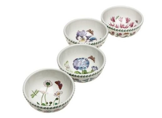 Portmeirion Salad Bowl – 5.5 Inch Salad Bowl Set