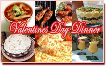 Meal Ideas : Valentines Day Dinner