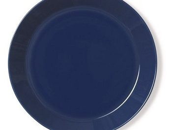 Blue Dinner Plates – Stoneware Plates