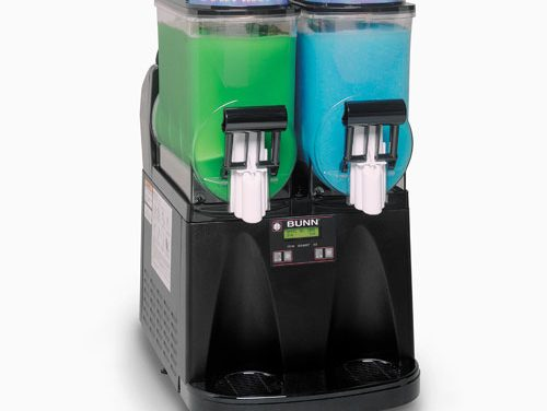 Frozen Slush Machine – BUNN Slush Machine