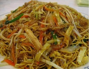 Chinese Food Recipe : Chowmein