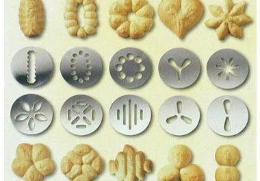 Kaiser Cookie Press – Best Cookie Press Set in Stainless Steel
