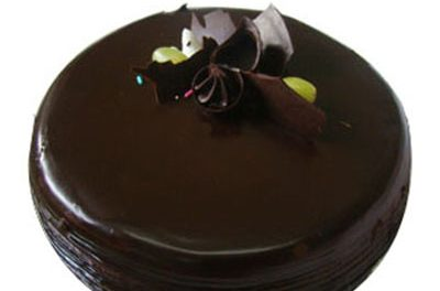 Chocolate Eggless Cake