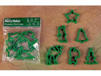 Kids Cookie Cutters – Set Of 6