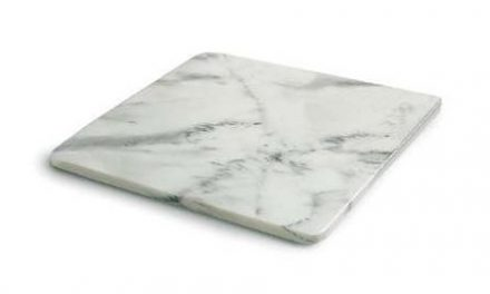 Marble Pastry Board 18 x18 Inch