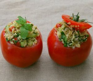 Stuffed Tomato Recipe