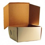 Cakes Boxes for bakery cake delivery services