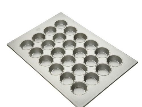 Commercial Muffin Pan – Large 24-Cup Baking Pan