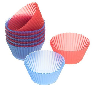 Silicone Baking Cup Set – Wilton Cupcake Cups