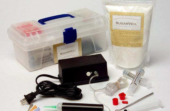 SugarVeil Icing Dispenser Makes Delicate Icing Tasks Simpler